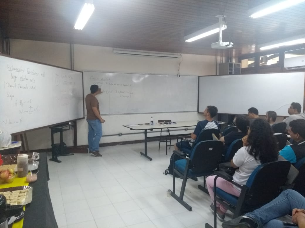 Manaus Conference in Geometry and Analysis